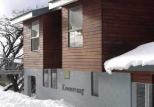 Koomerang Ski Club Mt Buller